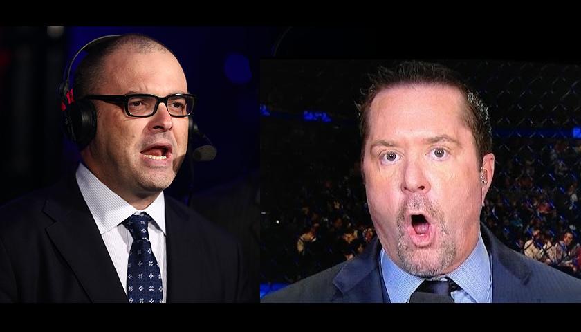 Bellator Signs Veteran MMA Commentators Mike Goldberg & Mauro Ranallo