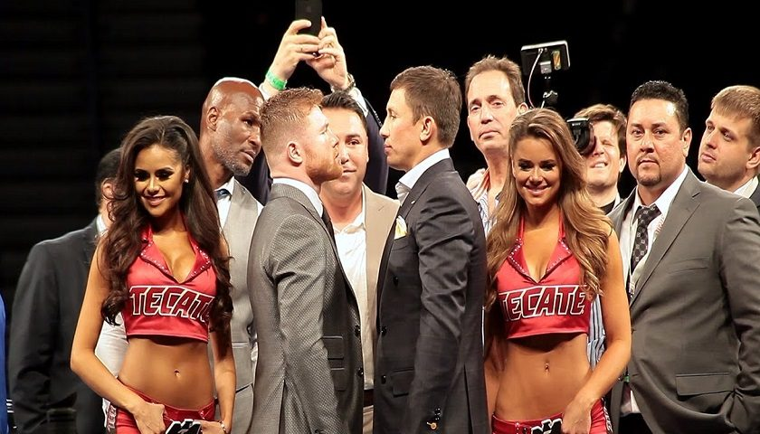 Gennady Golovkin and Canelo Alvarez to fight at UFC's home venue, T-Mobile Arena in Las Vegas