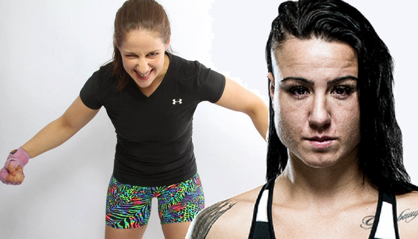 Ashlee Evans-Smith vs. Sarah Moras set for UFC 216 in Canada