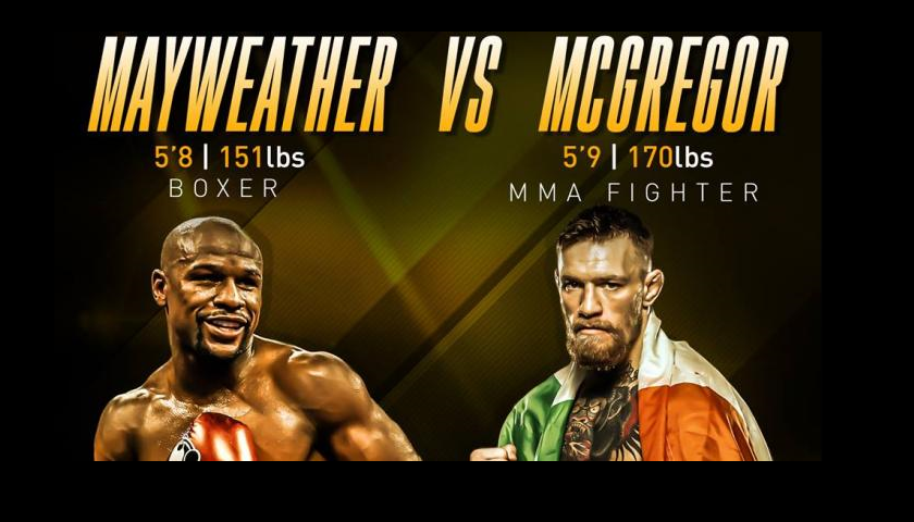 Floyd Mayweather-Conor McGregor fight finally scheduled for August 26