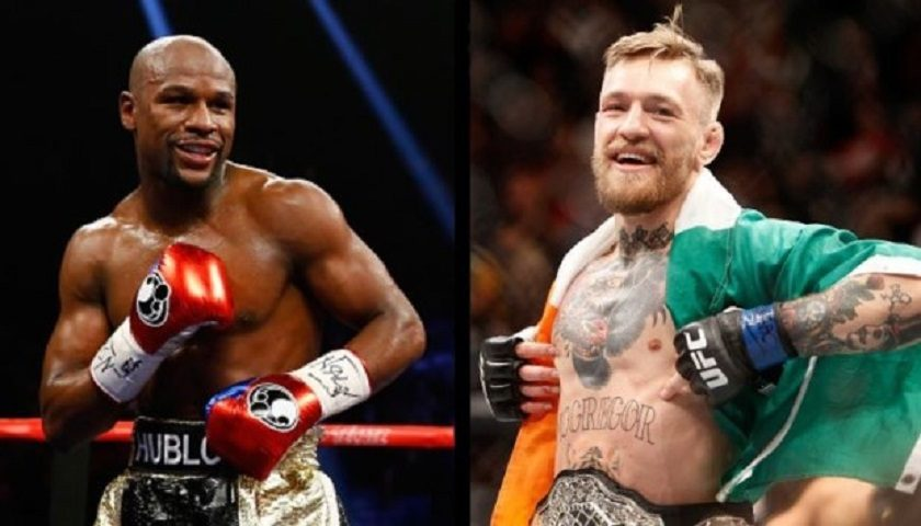 Due to Overwhelming Demand Floyd Mayweather vs. Conor McGregor World Tour Event in Toronto Moved to Budweiser Stage