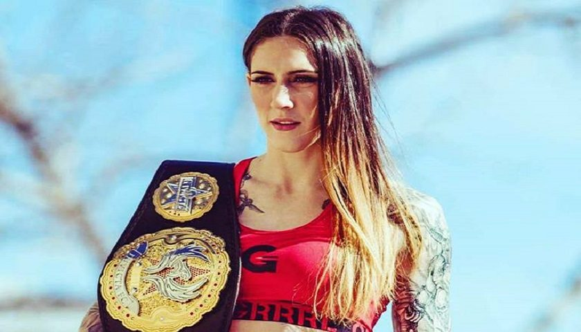 Despite what you may think, Megan Anderson doesn't owe you s**t