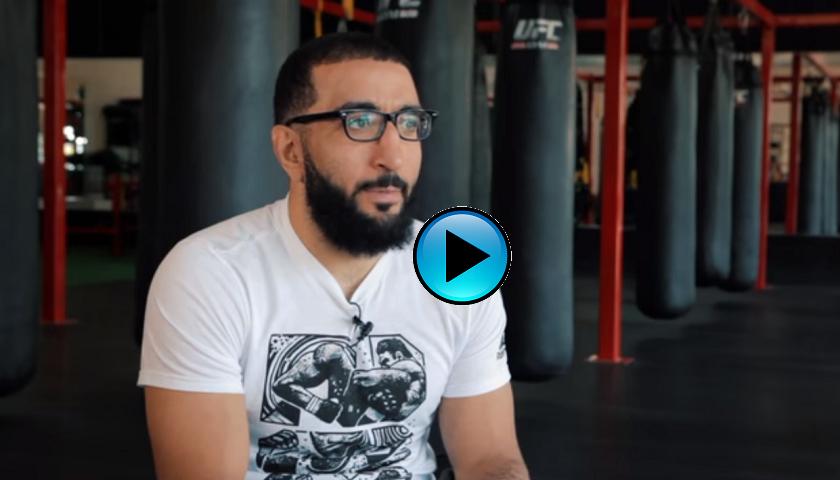 Ramadan: UFC fighter Belal Muhammad's Path to Paradise