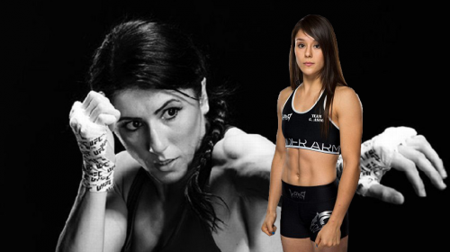 Randa Markos set to take on Alexa Grasso at UFC Fight Night 114