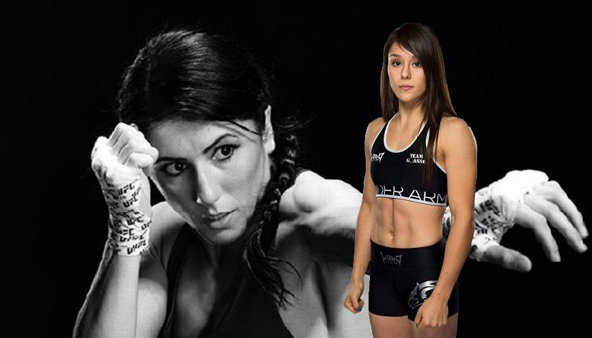 Randa Markos set to take on Alexa Grasso at UFC Fight Night 114