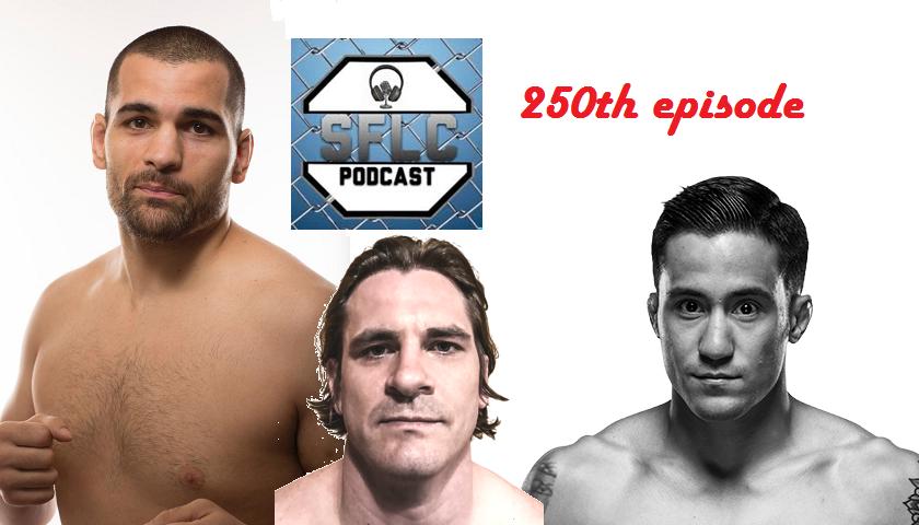 SFLC Podcast - 250th episode - Zach Freeman, Greg Rebello, Joby Sanchez