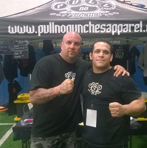 Mark Westfall, Shane Wilson, Pull No Punches Apparel