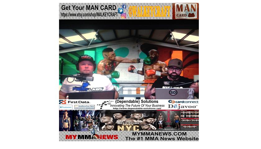 Split Decision MMA Podcast – Art Davie Bare Knuckle Boxing, Tim Hague, more