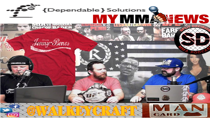 Split Decision MMA Podcast