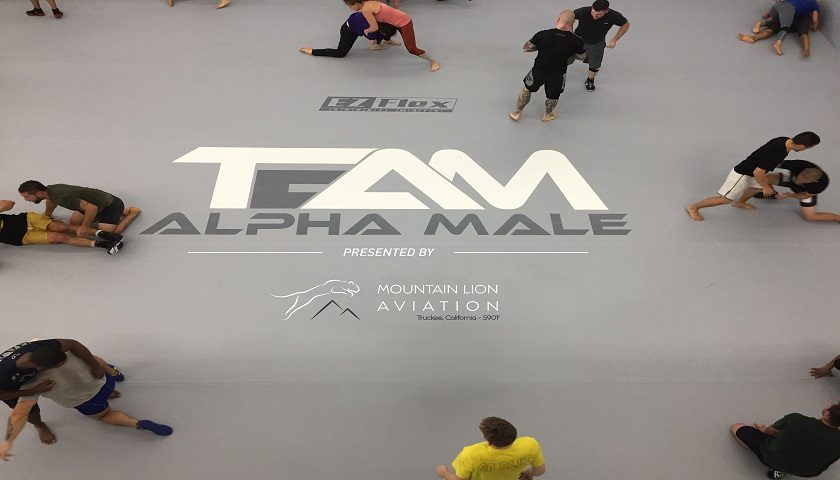 Team Alpha Male partners with Aviation company, flights for fighters