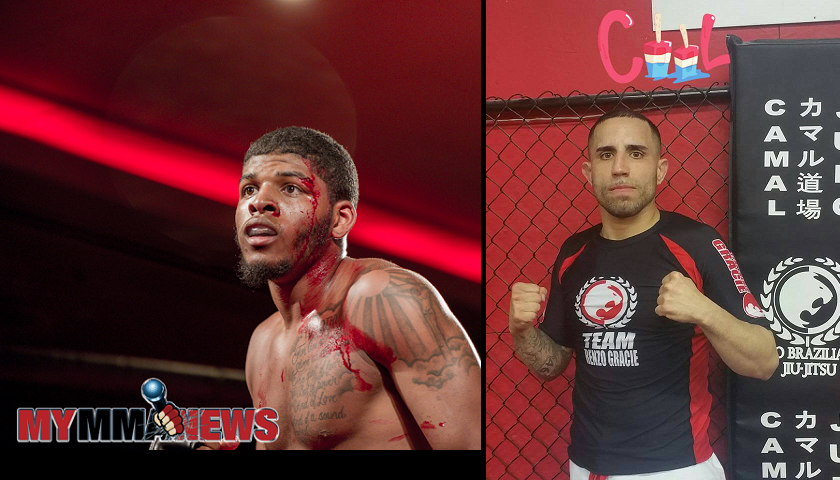 Timothy Tyler vs. Melvis Figueroa set for PA Cage Fight in September