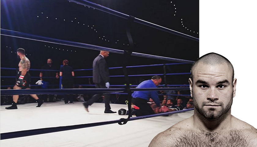 UFC fighter passed away knockout boxing Match