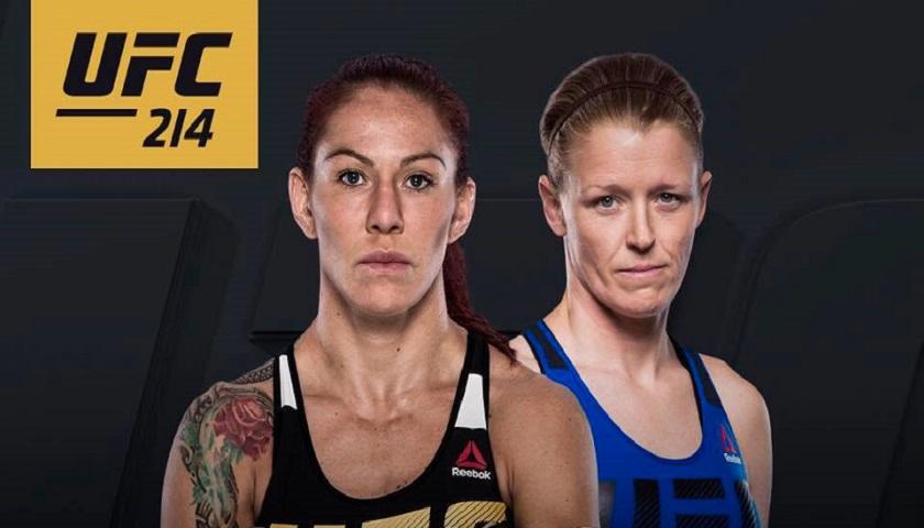 Tonya Evinger gets UFC shot, faces Cris Cyborg for title at UFC 214