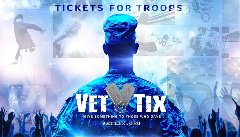 Lion Fight Promotions continues to thank Military Veterans through Vet Tix