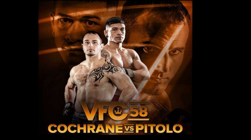Cochrane vs. Pitolo set to top Victory Fighting Championship's VFC 58 in Omaha