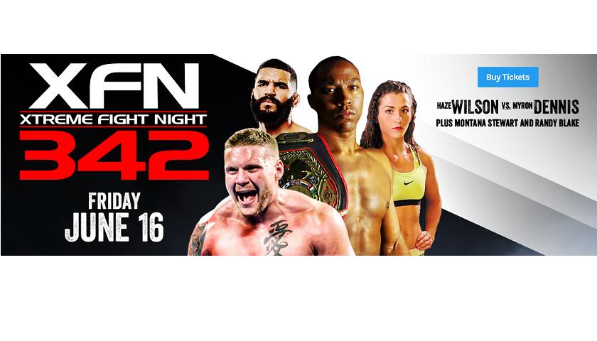 XFN 342 – Superfights Free Live Stream from Tulsa, Oklahoma