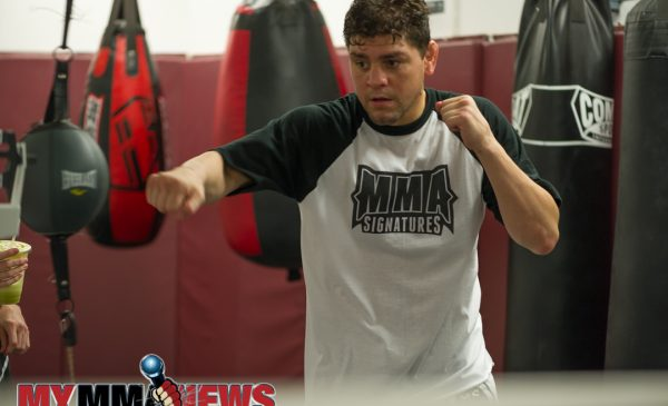 Nick Diaz interview