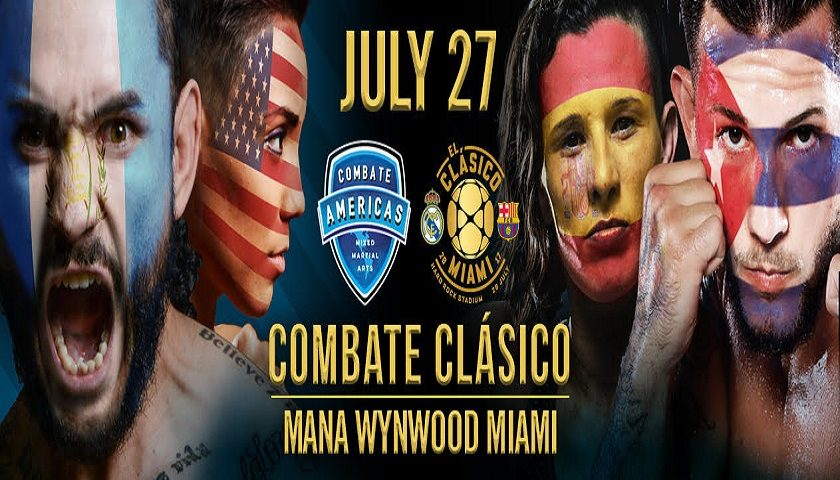 Combate Clasico – Women's Grudge Match is on in Miami on July 27!