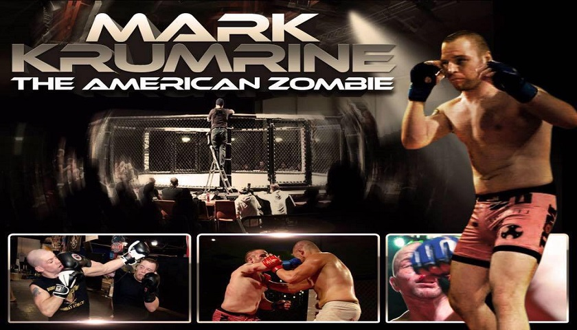 American Zombie - Mark Krumrine out for blood in USKA rematch