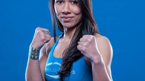 "Raquel ""Lionheart"" Pa'aluhi Sets Her Sights on Vacant Invicta Bantamweight Title"