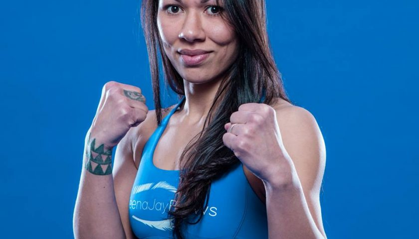 "Raquel ""Lionheart"" Pa'aluhi Sets Her Sights on Vacant Invicta Bantamweight Title"