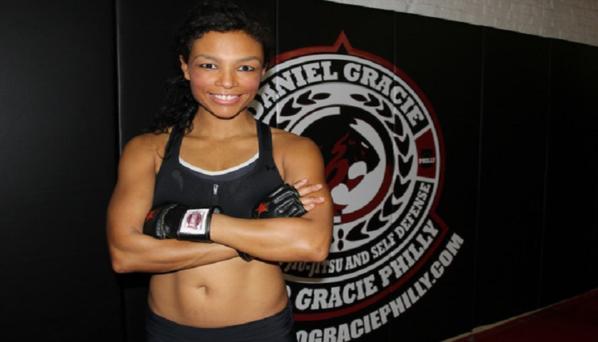 Jamie Colleen, First confirmed female fight for Dana White's Tuesday Night Contender Series