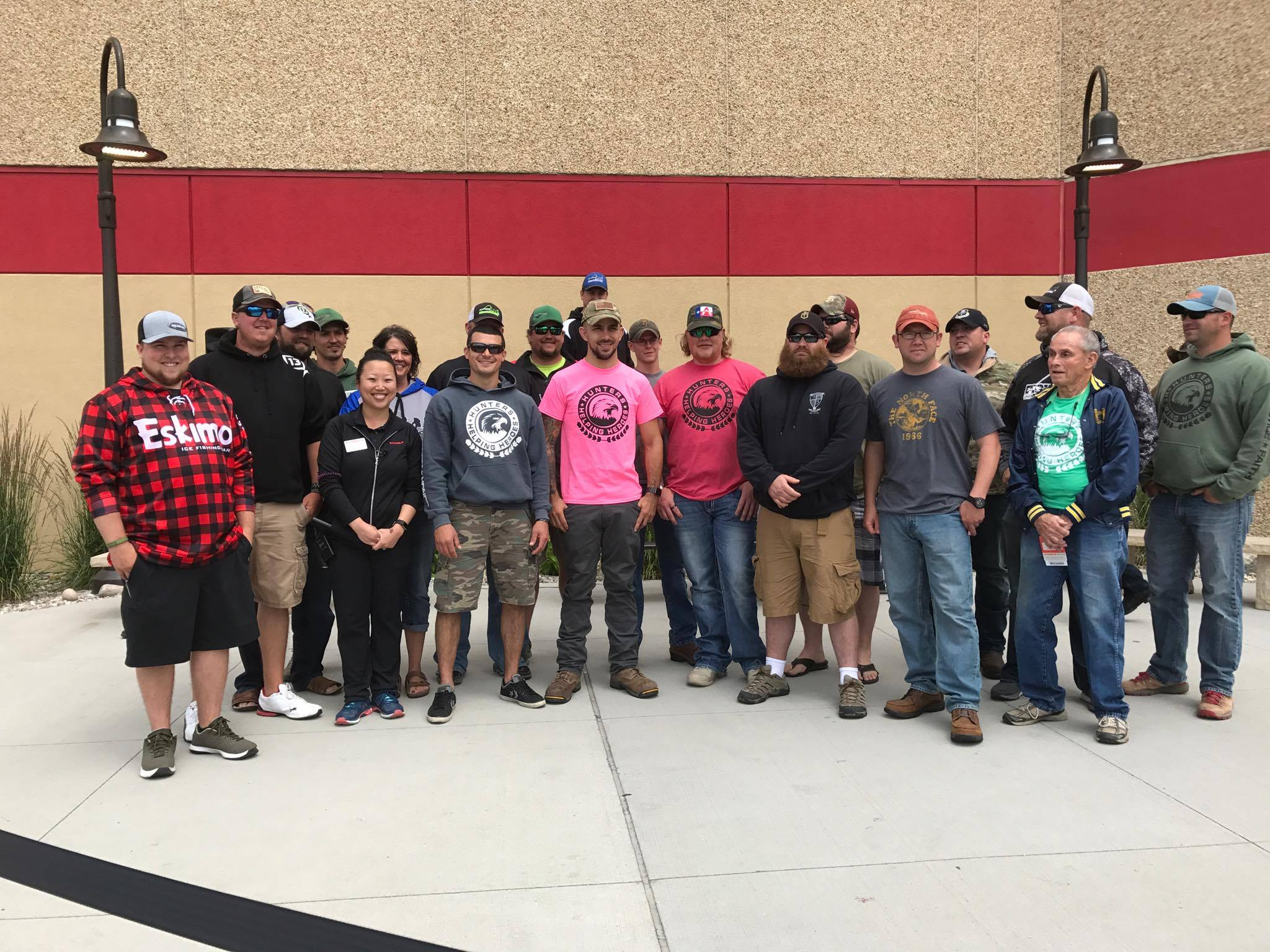 Shane Kruchten, wounded Veterans, Hunters Helping Heroes