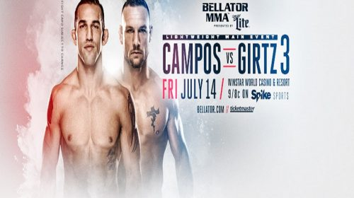 WATCH:  Bellator 181 preliminary bouts – Live Stream – 7 p.m. EST