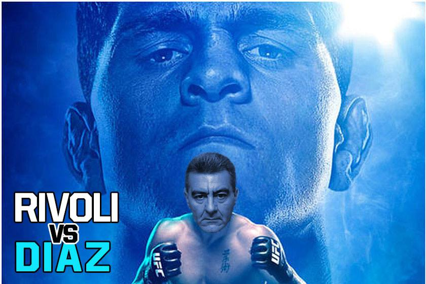 Tony Rivoli vs. Nick Diaz - UFC fighter bails on event, leaves fans hanging