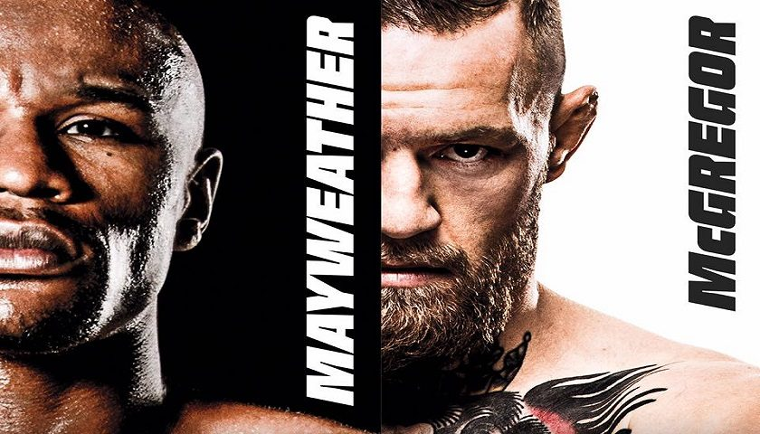 Mayweather vs. McGregor tickets go on sale today – 1 p.m. EST / 10 a .m. PST