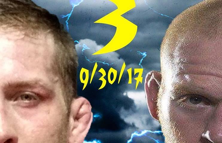 Maverick MMA 3 – Scott Heckman vs. Robert Sullivan II