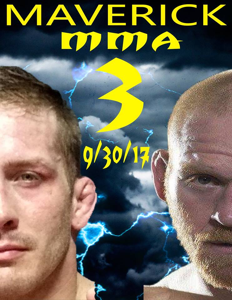 Scott Heckman vs. Rob Sullivan - Maverick MMA 3