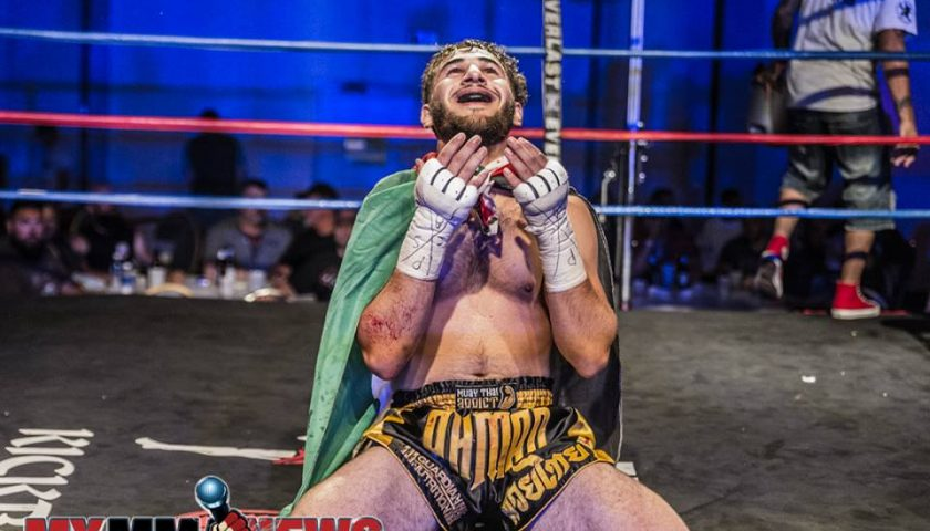 Ahmad Ibrahim discusses USKA win and hints at his fighting future
