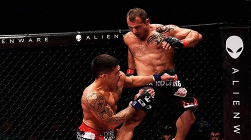 Dakota Cochrane secures submission win at Victory Fighting Championship 58
