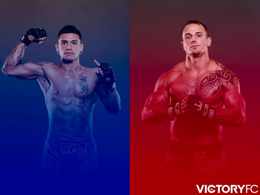 Victory Fighting Championship VFC 58 weigh-in results