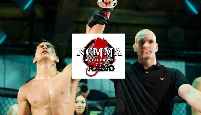 NCMMA Radio interview with CFFC 66 fighter Ryan Cafaro