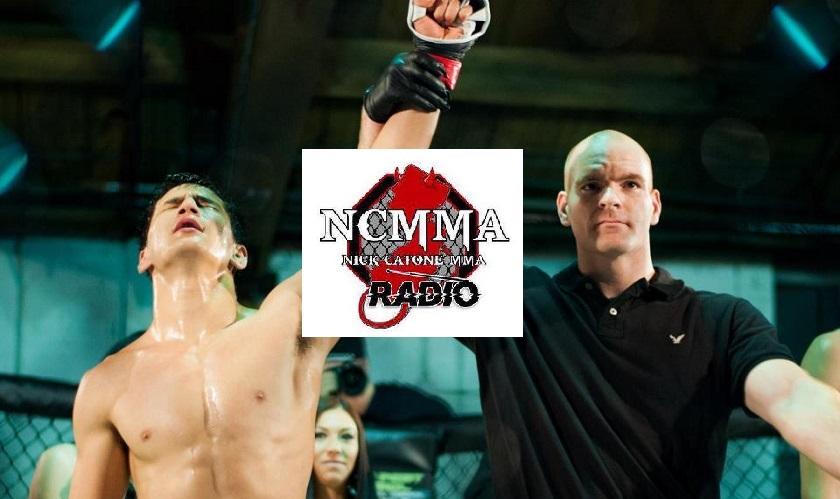 NCMMA Radio interview with CFFC 66 fighter Ryan Cafaro