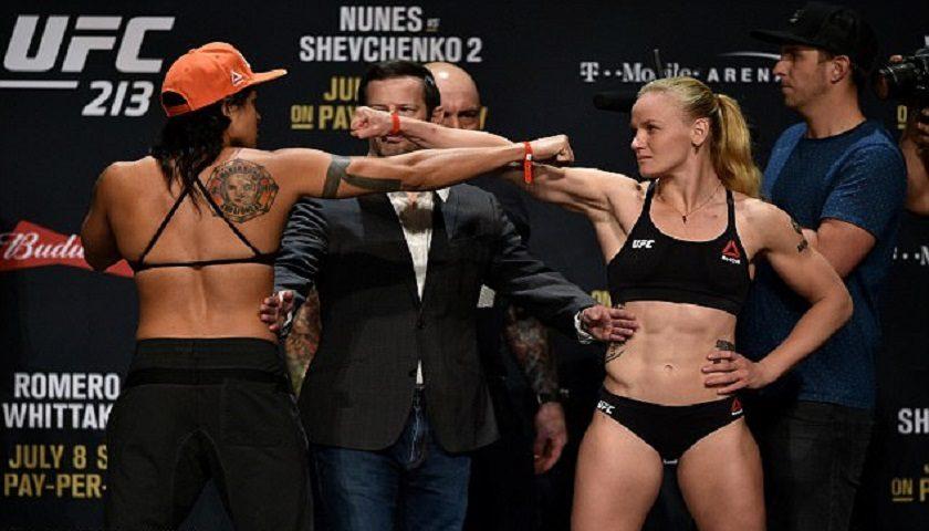 Amanda Nunes ill and hospitalized, UFC 213 headliner cancelled