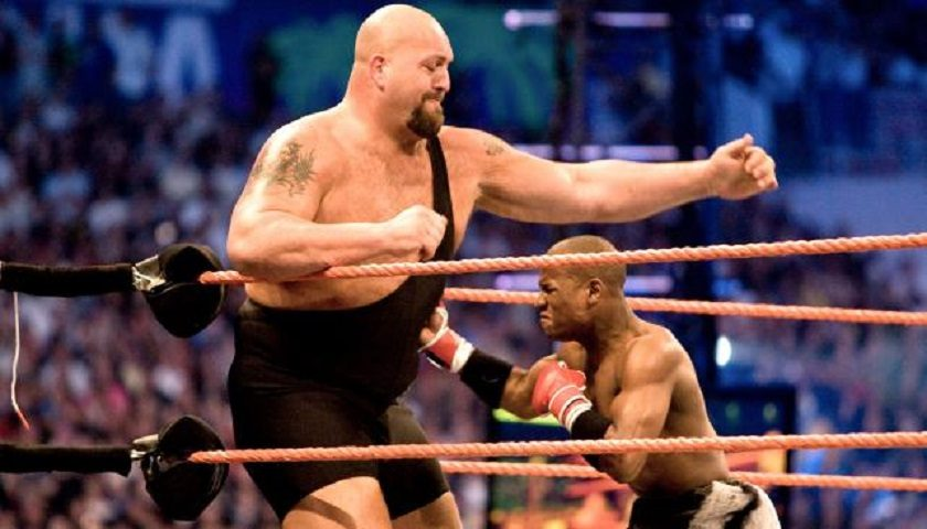 Flashback Friday – Floyd Mayweather Jr. vs. Big Show