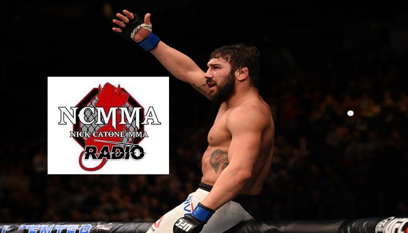 NCMMA Radio - UFC on FOX 25 Interview with Jimmie Rivera