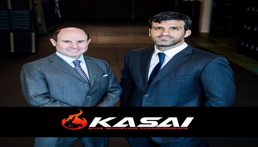 KASAI Elite Grappling Championships - Rich Byrne, Rolles Gracie