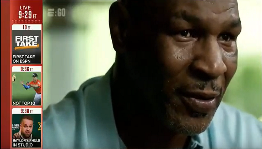 #FlashbackFriday – VIDEO:  Mike Tyson Discusses Being Molested as a Child