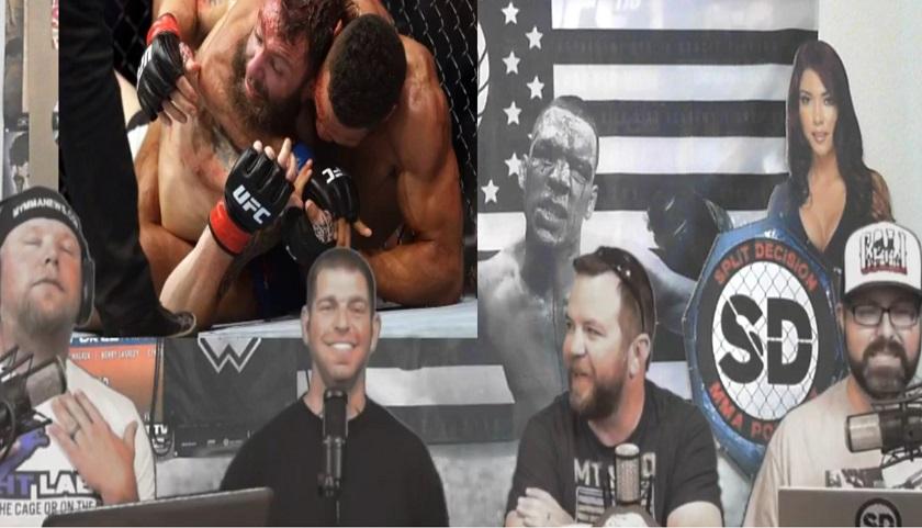 Split Decision MMA Podcast: Lesnar back in USADA? Chiesa denied, more