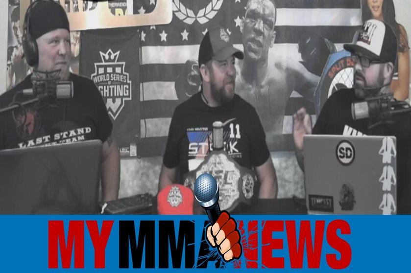 "Split Decision MMA Podcast: Lesnar vs Jones? Diaz on way to ""Make it Right"""