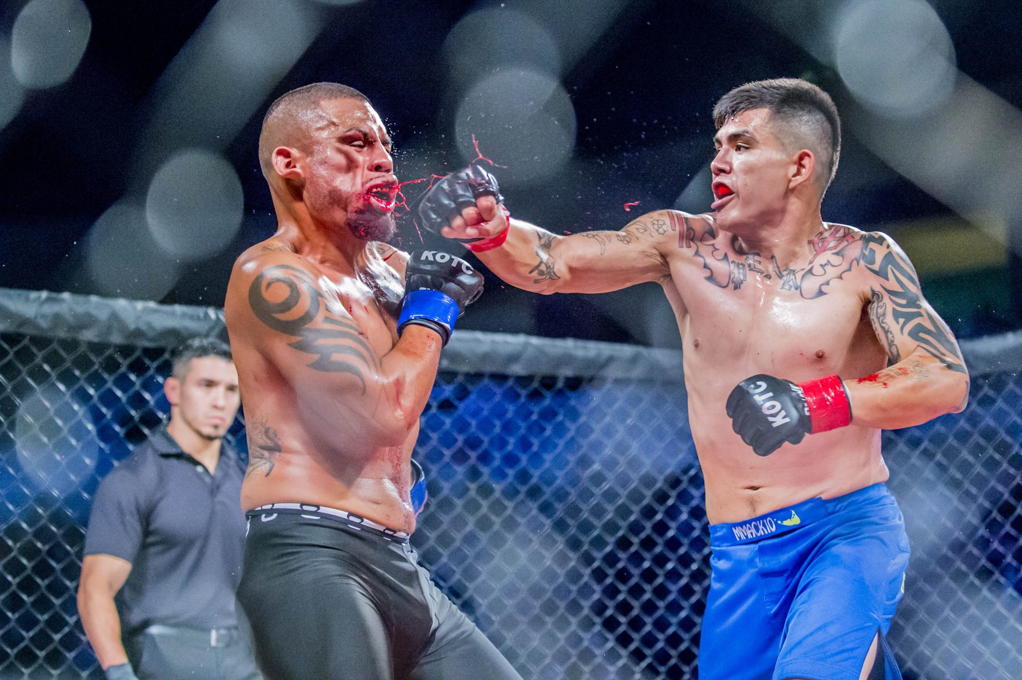 "King of the Cage - KOTC: ""Chosen Few"" Results and Photos of the Night"