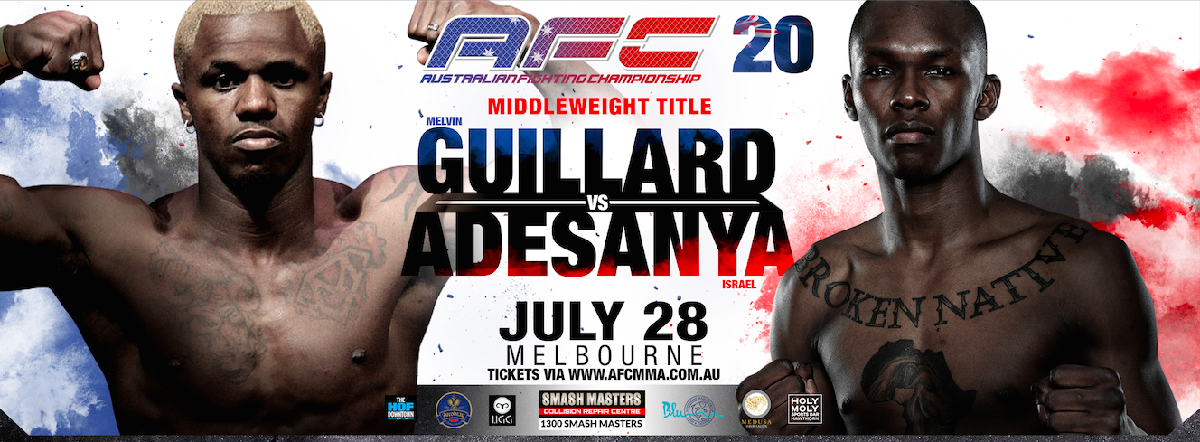 Australia Fighting Championship 20, Melvin Guillard