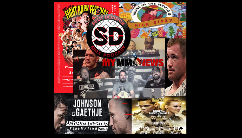 Split Decision MMA Podcast - Matt Hughes update, Chiesa appeal, more