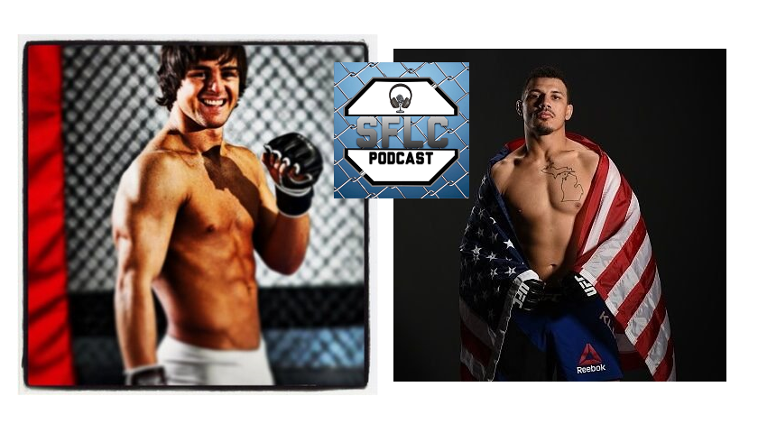 SFLC Podcast - Episode 256: Drakkar Klose and Cody Stamann