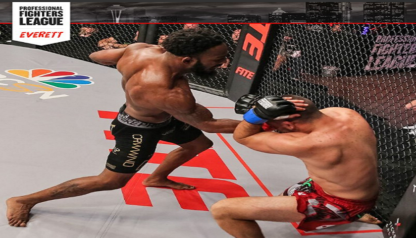 Professional Fighters League: PFL Everett Results