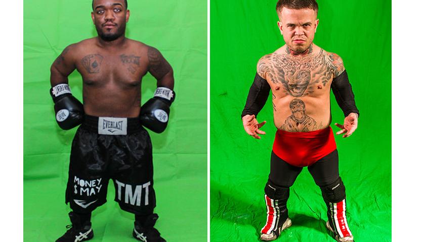 Before BIG fight, Mini Mayweather to take on Mini McGregor in Las Vegas